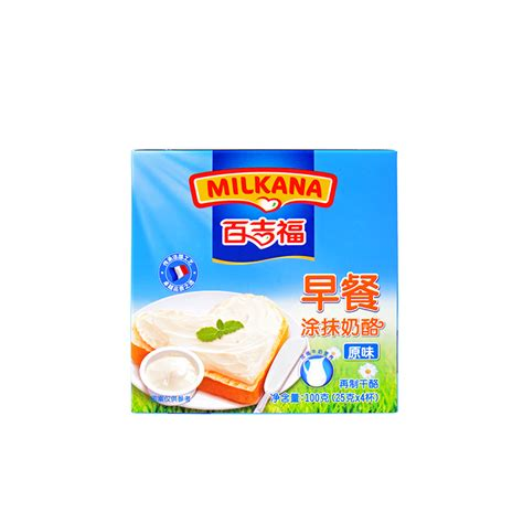 Cheese Milkana Milkana Spreadable Cheese Fields China