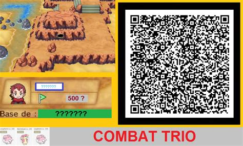 Ro Sa Topic Des Qr Codes Page 2 Pokemon Rubis Omega