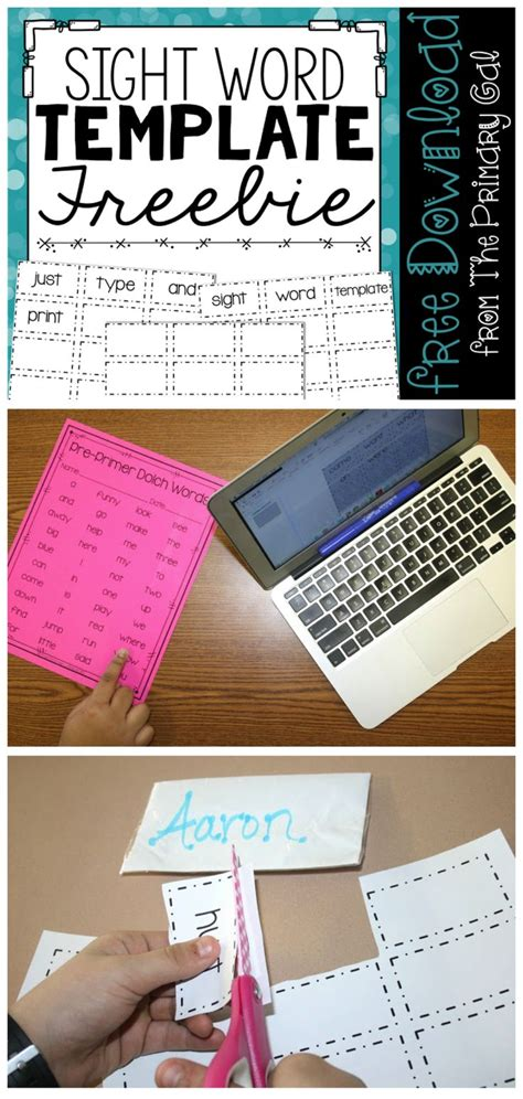 adobe flash card template 217 best images about sight word activities on