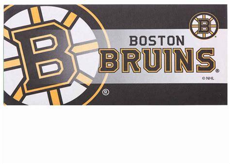 Mat Boston by Boston Bruins Sassafras Mat 10 X 22 Insert Doormat