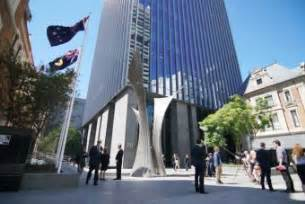 david justice house former chief justice david malcolm honoured with 33 storey tower abc news