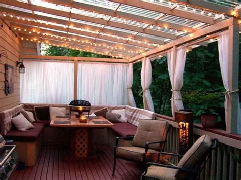cheap patio cover in backyard ideas with deck cool cozy
