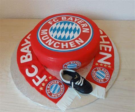 bayern münchen kuchen bayern m 252 nchen torte cake by simonamaria1975 via flickr