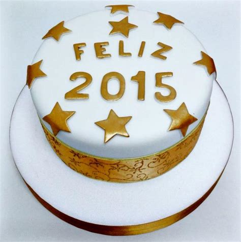 new year 2015 birthday happy new year 2015 cake with gold jpg hi res 720p hd