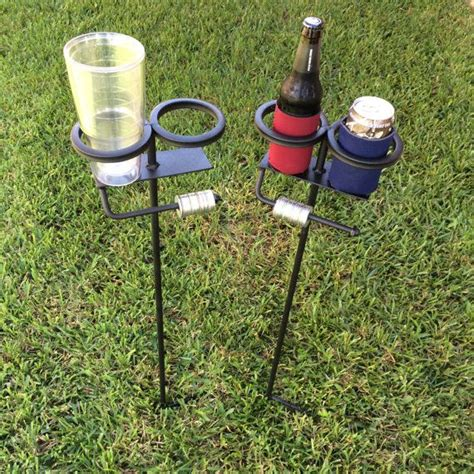 backyard drink holders 5 outdoor drinking games for memorial day drink