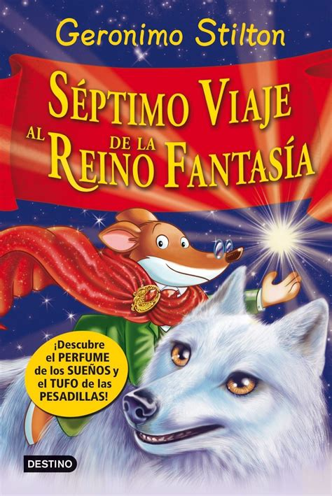 sptimo viaje al reino libros infantiles para regalar 2012