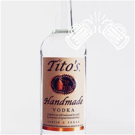Titos Handmade Vodka Review - tito s handmade vodka reviews find the best liquor