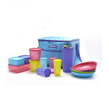 family day out tupperware galerianisa