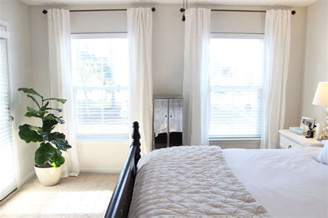 holy city chic the great paint debate solved master bedroom before after home