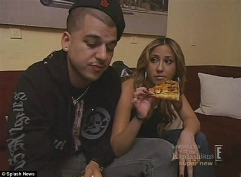 rob kardashian and adrienne bailon tattoos mocks rob s of ora