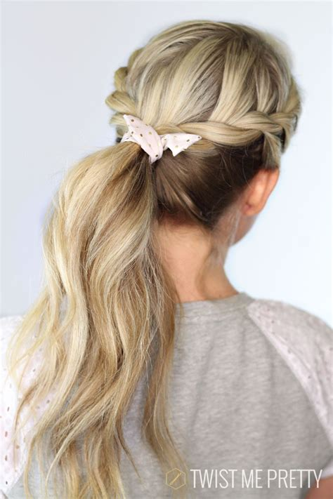 hairstyles 2017 for girl best ponytail hairstyles for girls 2017 short and mid