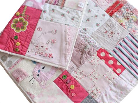 luxury keepsake baby clothes memory quilts