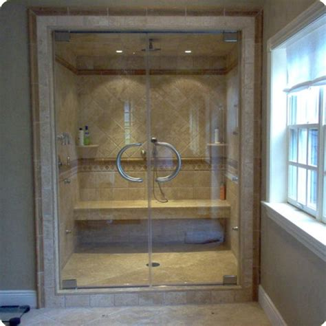 Hinged Glass Shower Doors Custom Frameless Shower Glass Doors Seattle Bellevue Issaquah Wa