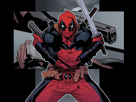 deadpool the deadpool vs deathstroke battles comic vine