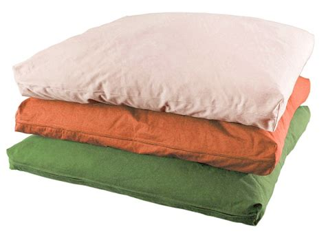 organic dog bed organic zabuton dog cat pet bed w organic cotton cover