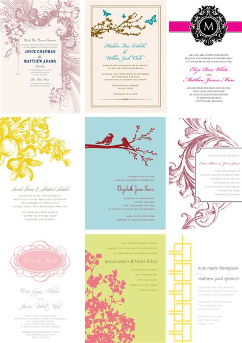 Free Wedding Invitations Printable Cards by Free Printable Wedding Invitation Templates