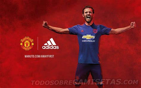 official manchester utd 2016 1780549520 official manchester united adidas 2016 17 away kit