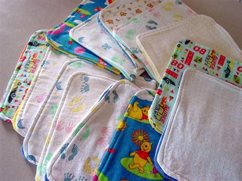 Handmade Burp Cloths Pattern - patterns for burp cloths