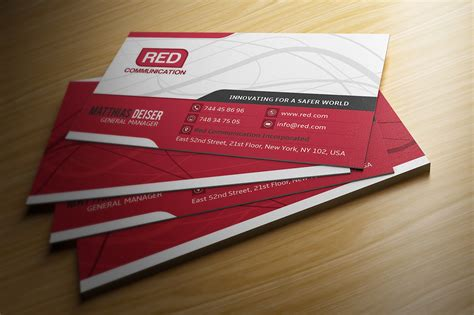And Cards - business card business card templates on creative market
