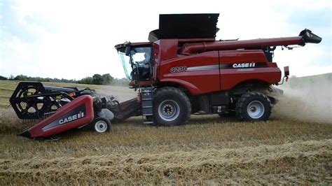 review 2012 ih 8230 combine harvester farm