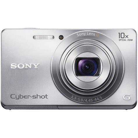 Sony W690 Kamera Digital sony cyber dsc w690 digital silver dscw690 b h