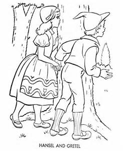 hansel gretel free coloring pages art coloring pages