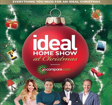ideal home show marthaandhepsie ideal home show christmas olly smith