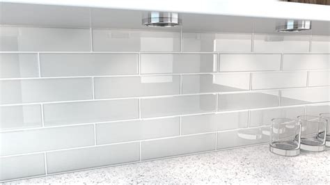 Kitchen Backsplash Subway Tile Patterns Image Result For White Glass Subway Tile Backsplash Kitchen Pinterest Tile Patterns