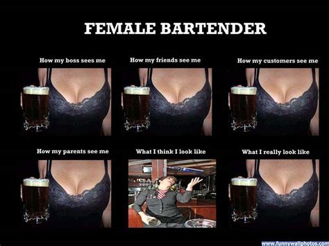 Funny Bartender Memes - funny bartender quotes and sayings image quotes at