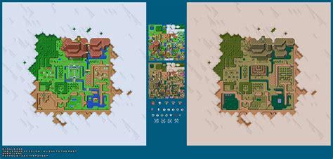 legend of zelda map sprites snes the legend of zelda a link to the past hyrule