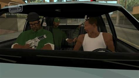 dive by gta san andreas walkthrough mission 7 drive by hd