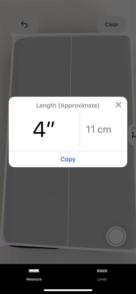 how to use apple s augmented reality measure app in ios 12 digital trends