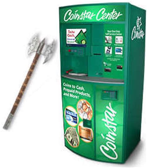 Gift Card Money Machine - get cash not gift cards at coinstar machines without the fee punny money