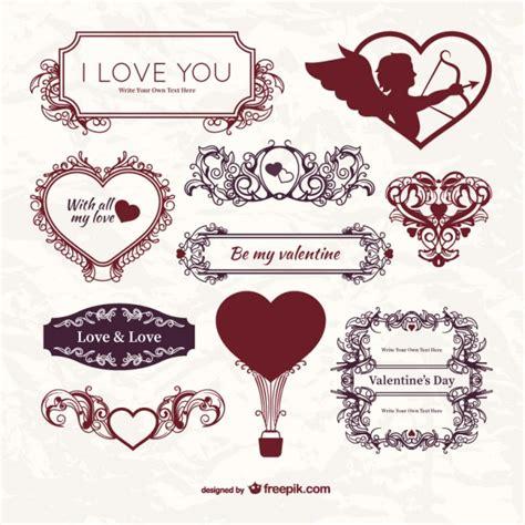 descargar imagenes de i love you baby etiquetas vintage del d 237 a de san valent 237 n descargar