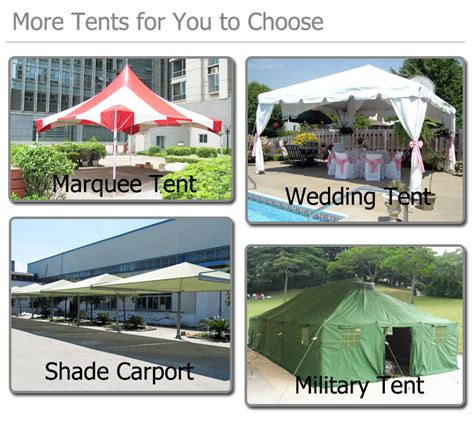 New Canopy Prices New Design Low Price Marquee Tent Hexagonal Aluminum Frame