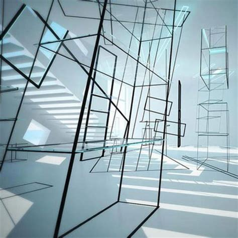 space design light space retail model puts spatial relations to the test
