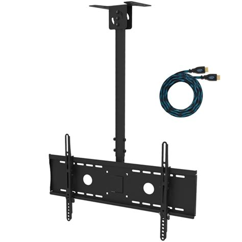 In Ceiling Tv Mount by Cheetah Mounts Aplcmb Plasma Lcd Tv Tilt And Swivel