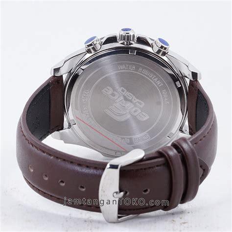 Jam Tangan Rolex Coklat Tua harga sarap jam tangan edifice efr 539l 7bv kulit coklat tua