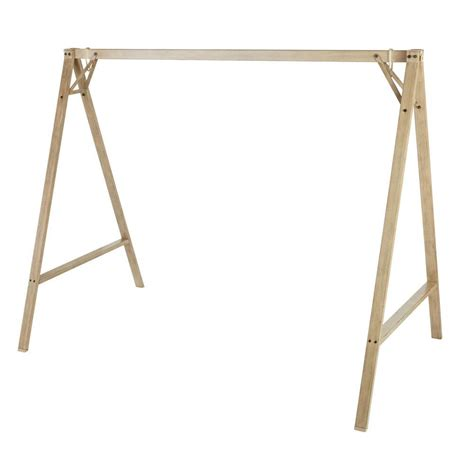 c swing it hton bay cane a frame patio swing gss00208b 5 the
