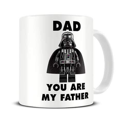 gift for dad dad you are my father coffee mug gift for dad by themughermit