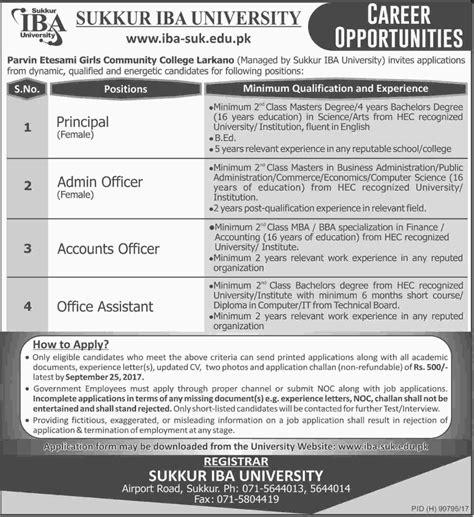Iba Mba Program Office by Sukkur Iba 2018 Pakistan