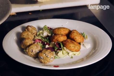 come cucinare polpette polpette di baccal 224 la ricetta per mangiare pesce in modo