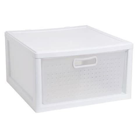 Sterilite Stackable Storage Drawers by Picks Organizational Products The Crafting