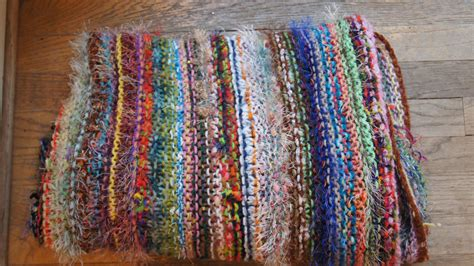 Or Blanket Multi Colored Woven Throw Or Blanket In Great By Chippedgreenchair