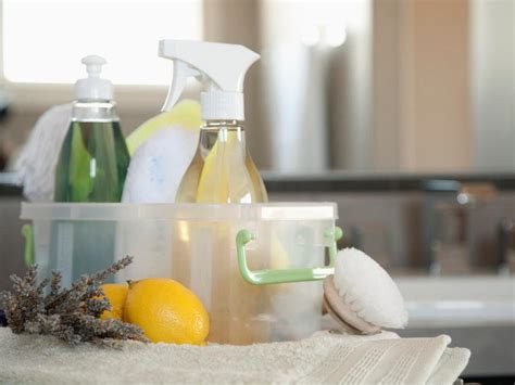 natural cleaning bathroom 9 homemade cleaning products hgtv