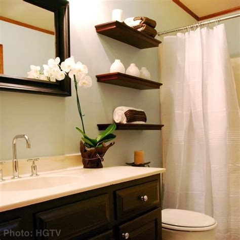 bathroom shelf idea bathroom idea floating shelves house ideas