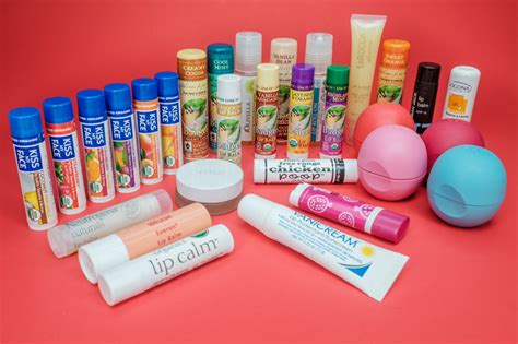 9 Of My Favorite Lip Products by Best Lip Balm For 2017 Reviews