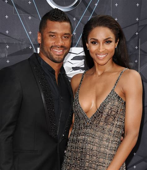 russell wilson says he and ciara are practicing abstinence seattle seahawks russell wilson says he and ciara aren t
