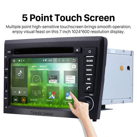 volvo   android  hd touch screen dvd player radio bluetooth gps navigation
