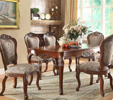 Classic Italian Dining Room Furniture by Classic Italian Dining Room Sets With Leather Dining Chair